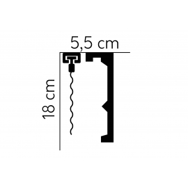 Kornisch QL056